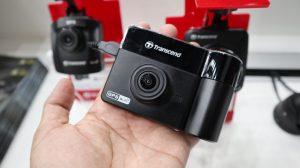 Transcend อวดโฉมกล้องติดรถยนต์รุ่น DrivePro 550  ครั้งแรกในประเทศไทย ในงาน Taiwan Expo 2018