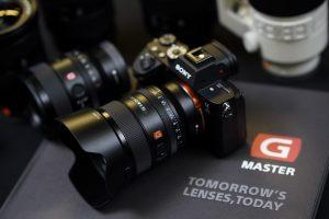 โซนี่ไทยเปิดตัวเลนส์มุมกว้างคุณภาพสูงใหม่  ขนาด 24mm F1.4 G Master™ Prime