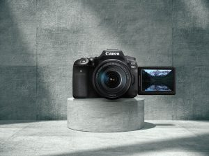 แคนนอน เผยโฉม Canon EOS 90D  กล้องสำหรับ Advance Amateur รุ่นใหม่ล่าสุด