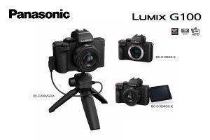 We Will Vlog You! LUMIX G100 กล้องมิร์เลอร์เลสใหม่เอาใจชาว Vlog!